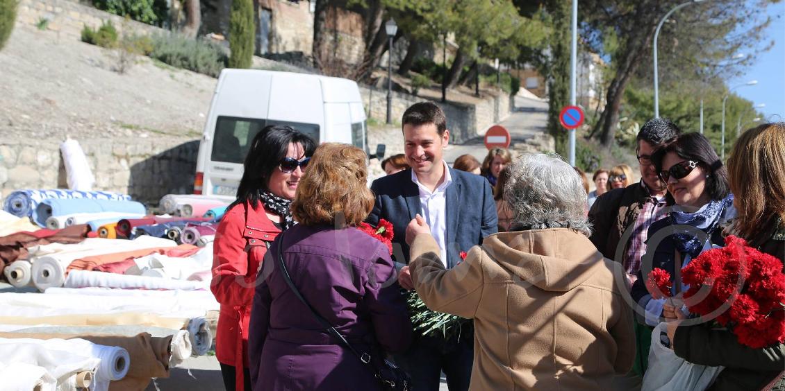 torreperogil paseo electoral PSOE