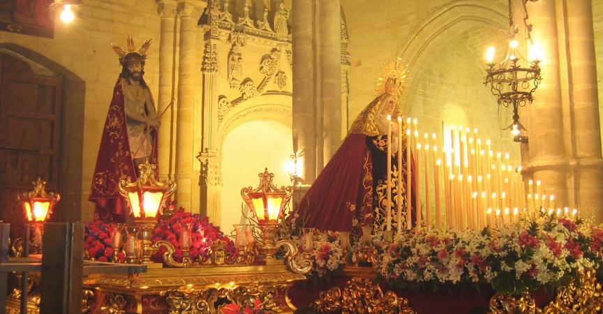 Semana Santa de úbeda. Diario Guadalquivir