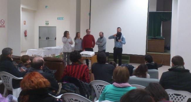Presentación Semiprofesionales. Diario Guadalquivir