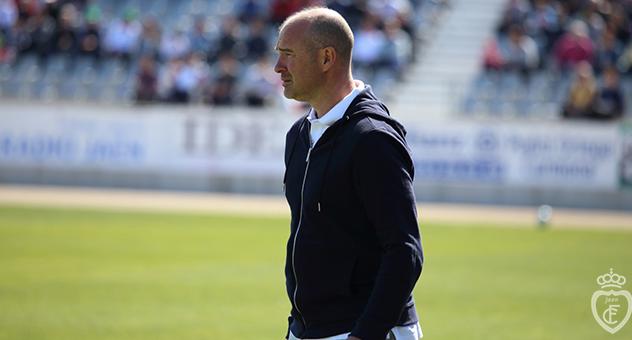 Rafael Berges. Foto: Real Jaén