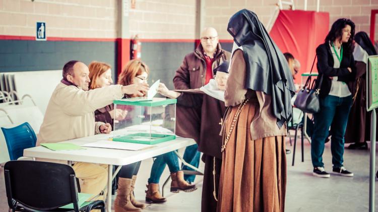 Elecciones Andalucía 2015 en Torreperogil