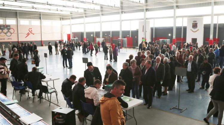 Votaciones en Torreperogil