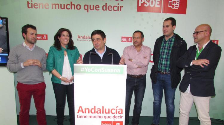 Parlamentarios socialistas elegidos el 22M