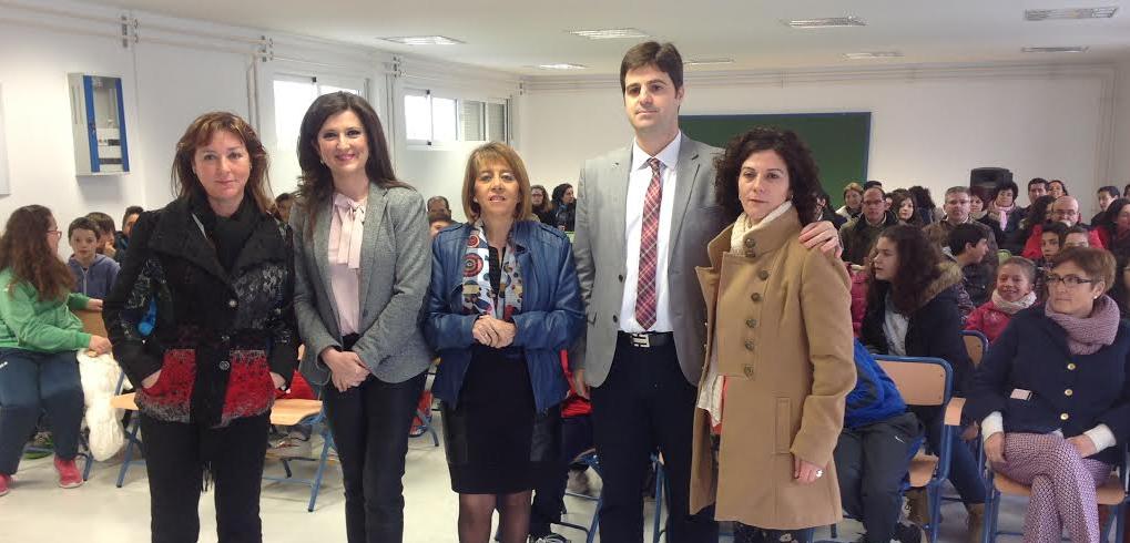 Modernización colegio en Ibros. Diario Guadalquivir
