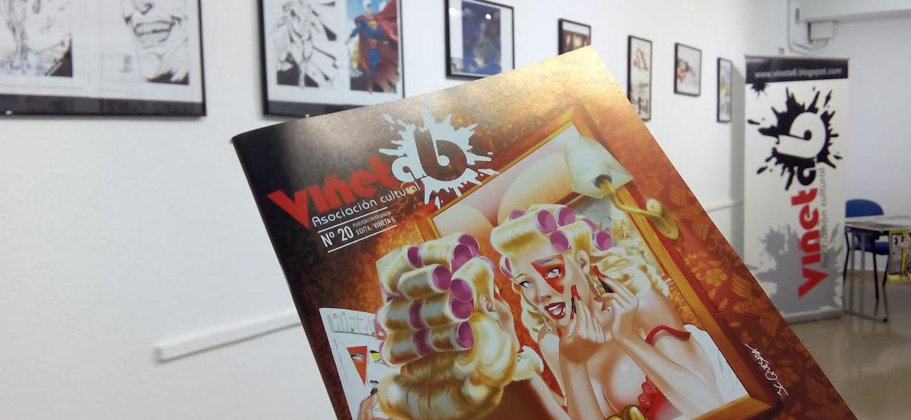 Exposición Viñeta6