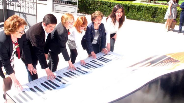 """Comienza el Premio """"jaén"""" de Piano"""