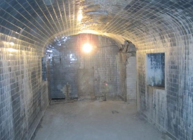 Refugio antiaéreo de Jaén M.A.B. Diario Guadalquivir