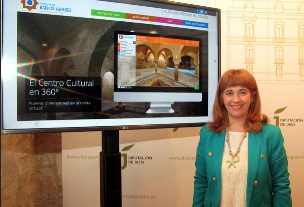 Toni Olivares presenta la programación de los Baños Árabes