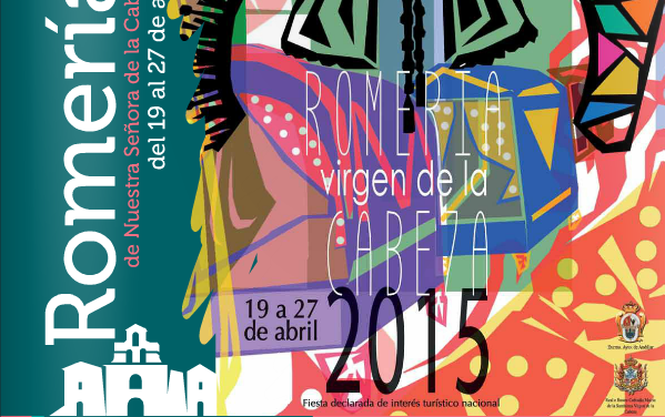 Cartel Virgen de la Cabeza 2015