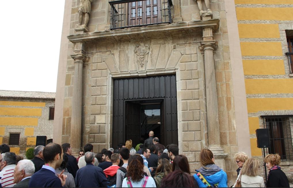 Puerta del Torreón de Don Gome Andujar