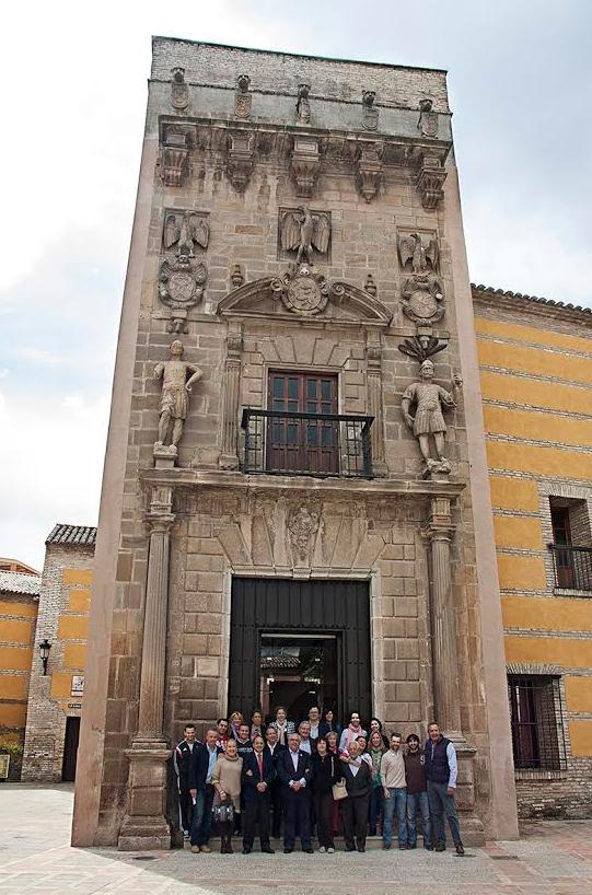 Puerta del Torreón de Don Gome
