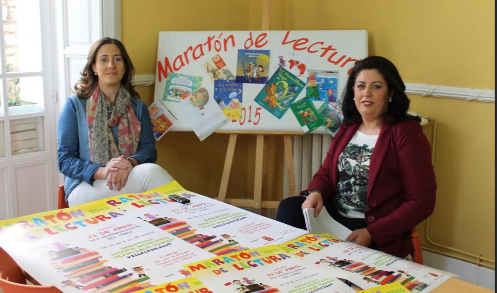 Semana de la lectura en Villacarrillo