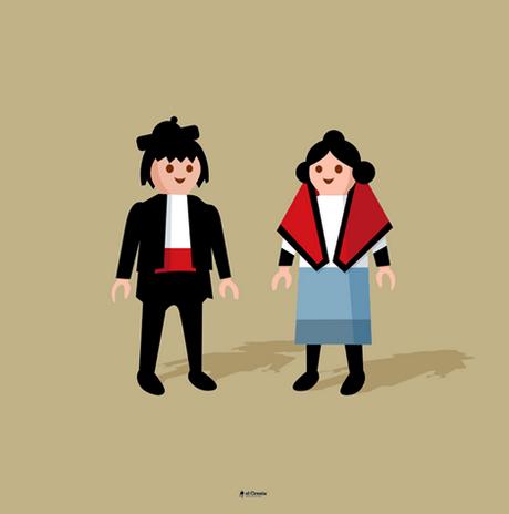 La semana pasada fallecía Horst Brandstätter, creador y propietario de Playmobil a la vez que impulsor de los míticos #Clicks, que tan buenos ratos nos han hecho pasar a viejunos y chaveas http://www.rtve.es/…/muere-horst-brandsttter-…/1158920.shtml Como estamos en puertas de la feria chica de #Jaén os dejo mis versiones #chirri y #pastira de los simpáticos muñequillos y os deseo que lo paséis deluxe a los que pilléis fiesta, y a los que no también.