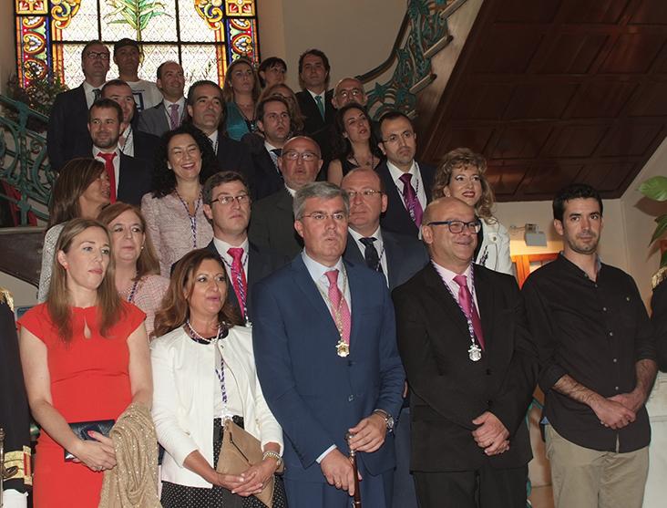 Corporación municipal Jaén