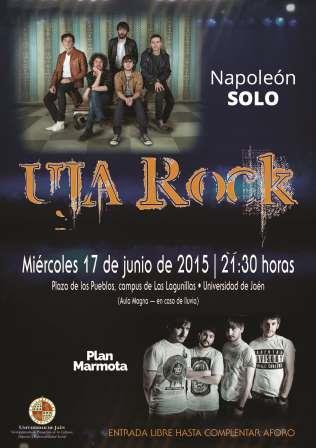Cartel UJA Rock