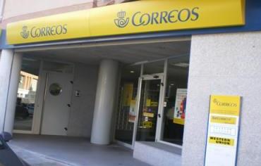 Nueva oficina de correos en el pol gono de los olivares de for Oficina de correos en alcobendas