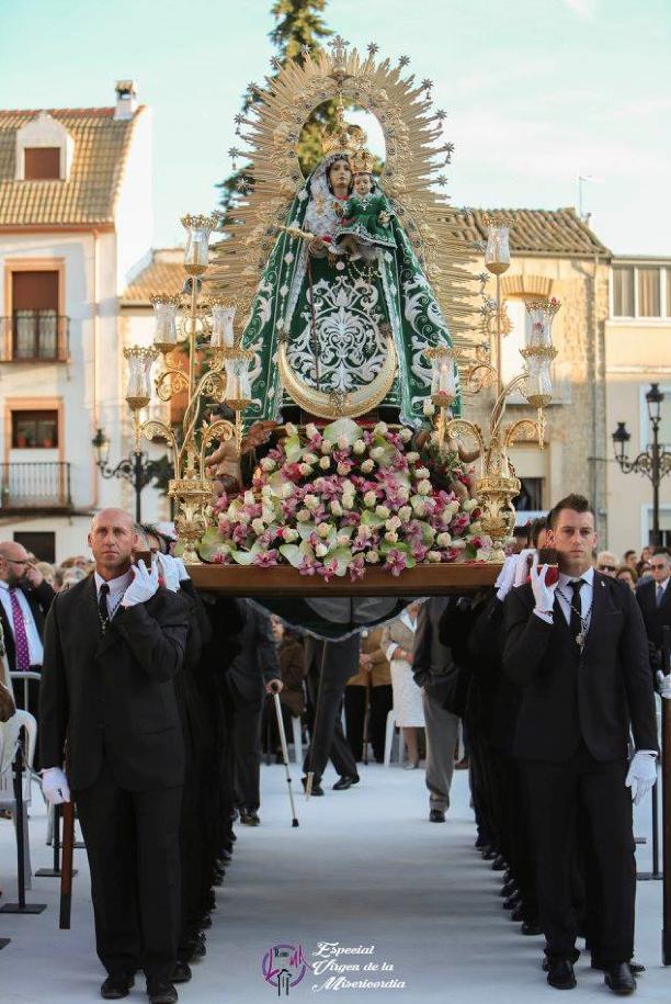 Diario Guadalquivir centenario misericordia costaleros torreperogil