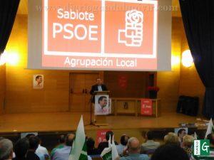 Diario Guadalquivir_sabiote_elecciones mitin psoe1