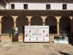 Foto cedida: Excmo. Ayuntamiento de Sabiote
