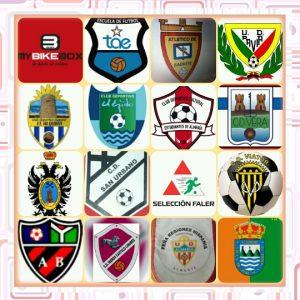 Cuadro de los equipos participantes en el torneo.