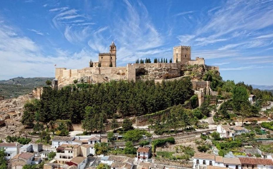 El número de visitas a monumentos de Alcalá la Real en Semana Santa crece un 48,4 por ciento
