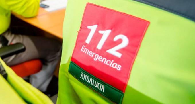 Herido un menor de 13 años tras caer de la ventana de una casa en Marmolejo