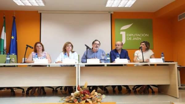 Alcaudete acoge el primer acto conmemorativo de los servicios sociales en 40 años de democracia