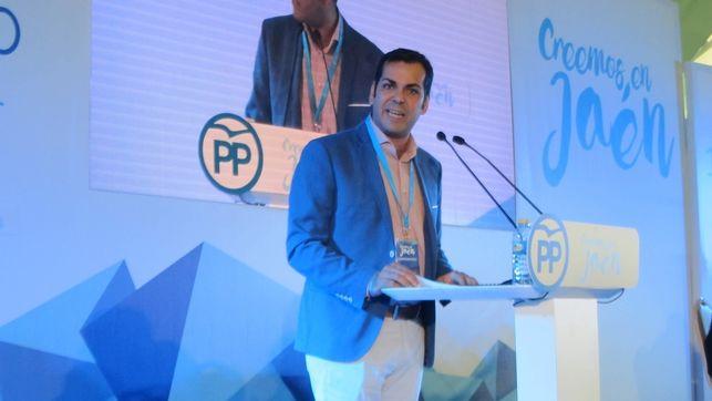 Requena, cabeza de lista del PP al Congreso por delante de la candidata del 28A, ahora número dos en la lista