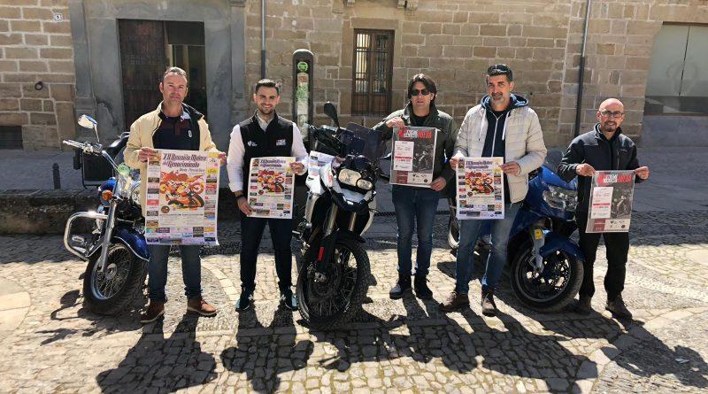Arranca la ruta mototurística'XtremeChallenge' en Úbeda con el apoyo de la Diputación Provincial de Jaén y el Ayuntamiento ubetense