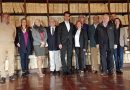 El director del ballet nacional de españa visita la ciudad de úbeda, localidad en la que la compañía actuará el próximo 24 de mayo