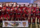 El Atlético Sabiote se posiciona líder de su grupo tras su victoria frente al CD Carolinense