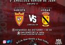 El Atlético Sabiote convoca a su afición para recibir este domingo al líder de su grupo