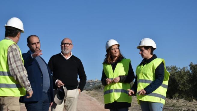 La Junta invierte 600.000 euros en las Puertas Verdes de Úbeda y Andújar