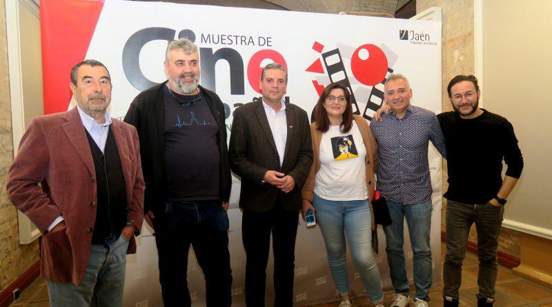"""El oscarizado José Luis Garci presenta """"El crack cero"""" en el marco de la XIX Muestra de Cine Español Inédito en Jaén"""