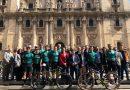 La X AndalucíaBikeRace arranca hoy con una contrarreloj que se inicia y concluye junto a la Catedral de Jaén