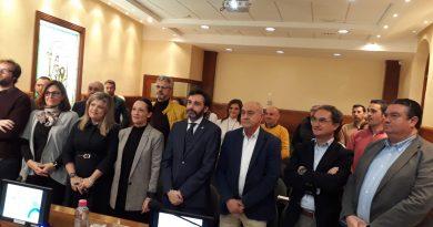 La Junta presenta el Plan Integral de Fomento del Comercio Interior al sector provincial