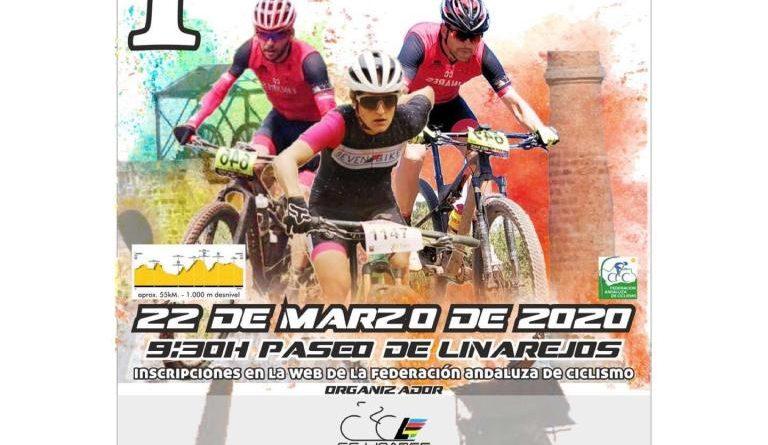 """En marcha la I Maratón BTT """"Ciudad de Linares"""""""