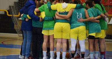 El CAB Linares vence en el partido de la Liga Nacional Femenina de Baloncesto al conjunto almeriense 54-49 ante el CD Roquetas BC