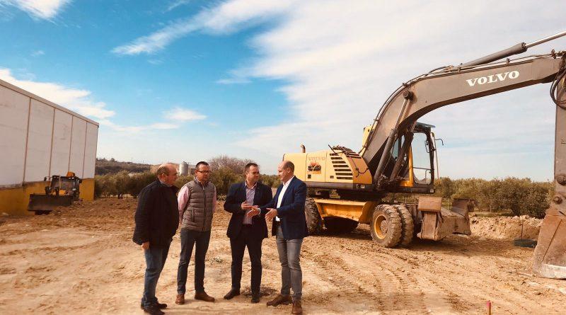 Diputación Provincial de Jaén invierte 140.000 euros en la localidad de Sabiote