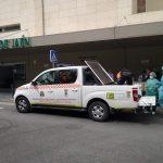 El Hospital Universitario de Jaén establece un protocolo para donaciones de material a los centros sanitarios por el Covid-19