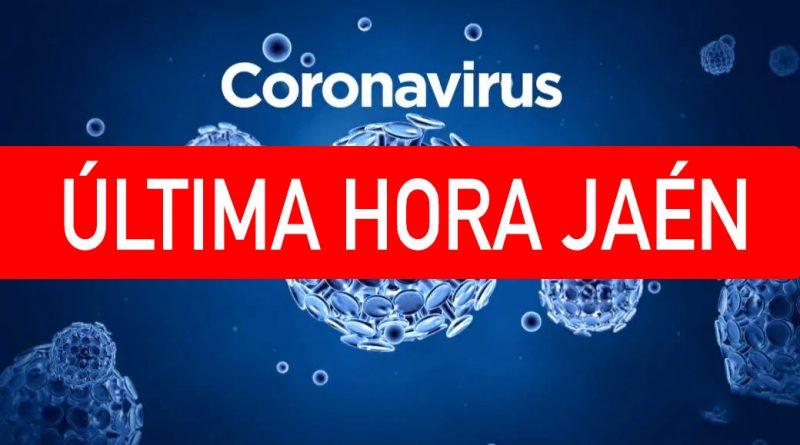 CORONAVIRUS: Jaén suma un total de 742 positivos, 37 fallecimientos y 17 curados