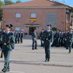 Más de 2.700 aspirantes a Guardia Civil se examinan este fin de semana en Baeza para obtener plaza en la Academia
