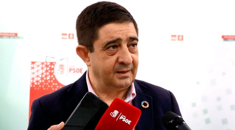 Reyes optará a la reelección al frente del PSOE de Jaén con el alcalde de Marmolejo como vicesecretario general