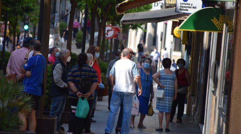Positivo en la provincia de Jaén por coronavirus