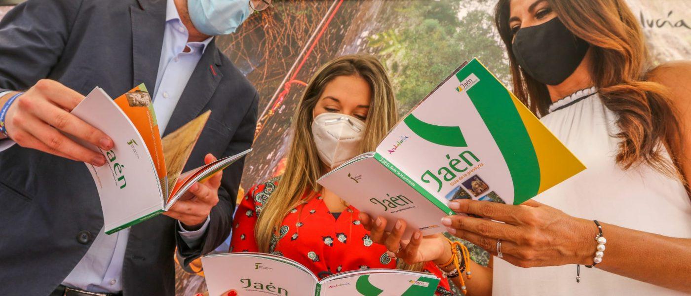 La Junta promociona la provincia de Jaén en Málaga para captar al turista de proximidad