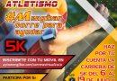 El Ayuntamiento de Mengíbar organiza una carrea virtual de atletismo con fines solidarios