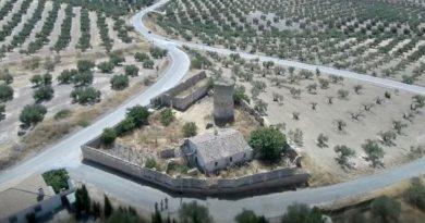 Fuente Álamo contara con un parque en el entorno de su atalaya