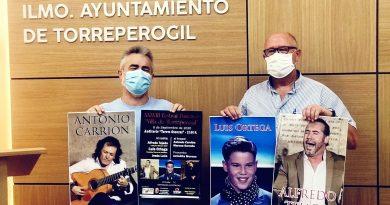 38 AÑOS ACERCANDO EL MEJOR FLAMENCO A TORREPEROGIL