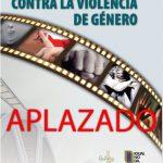 La evolución de la pandemia provoca el aplazamiento del Festival de Cortometrajes contra la Violencia de Género