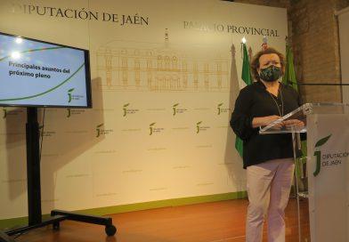 Diputación incrementará en otros 555.000 euros la partida destinada este año a la generación de empleo intensivo